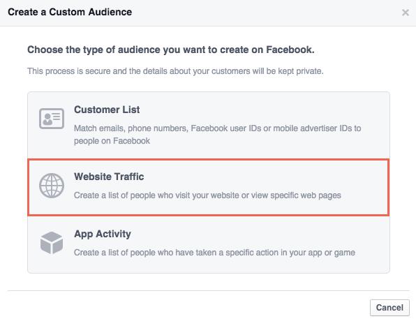 Website-Custom-Audience